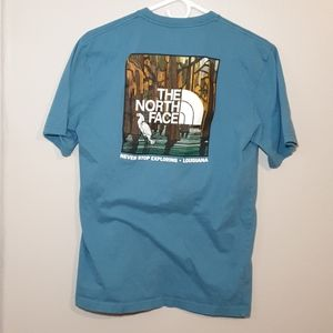 The North Face shirt short sleeve size S